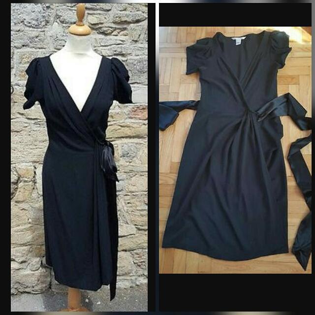 SALE!!!Diane Von Furstenberg Antoinette wrap dress