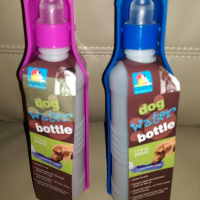 Dog Water Bottle 500ml