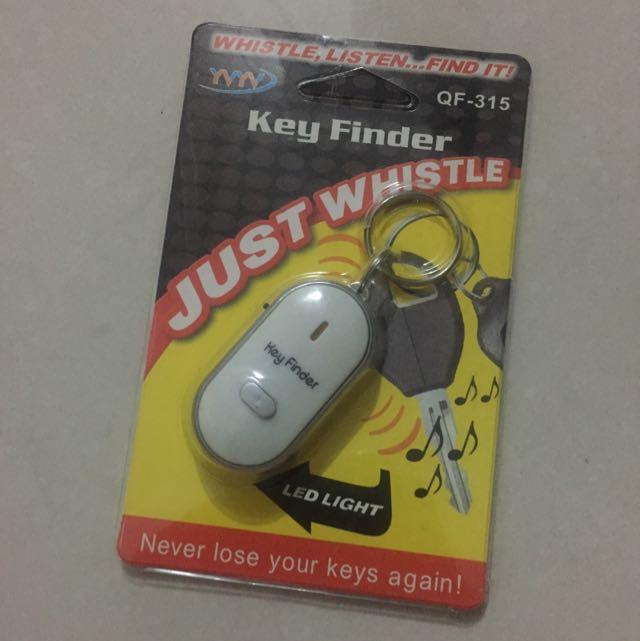 Gantungan Kunci Siul