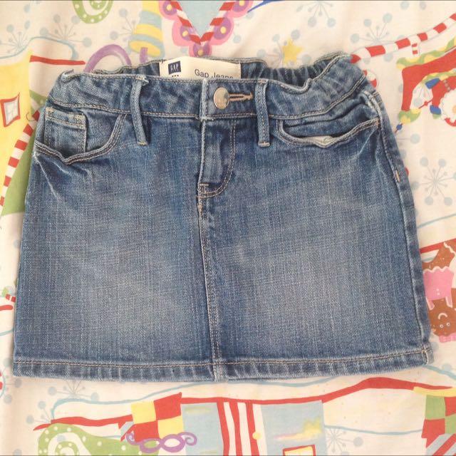 Gap Kids Skirt 4-5thn