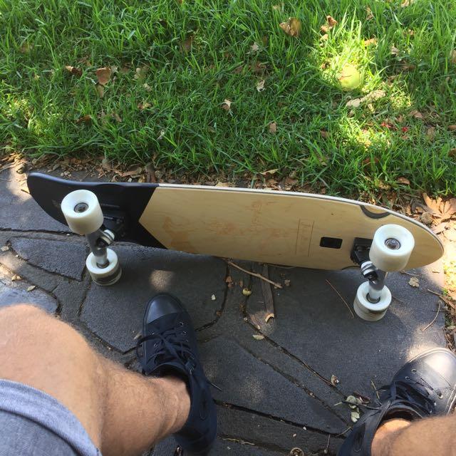 GLOBE Longboard like NEW