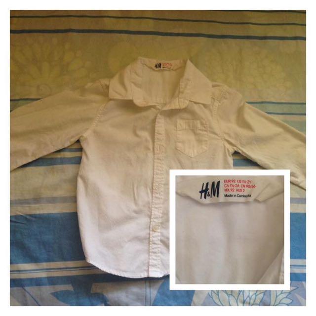H&M Polo for boys