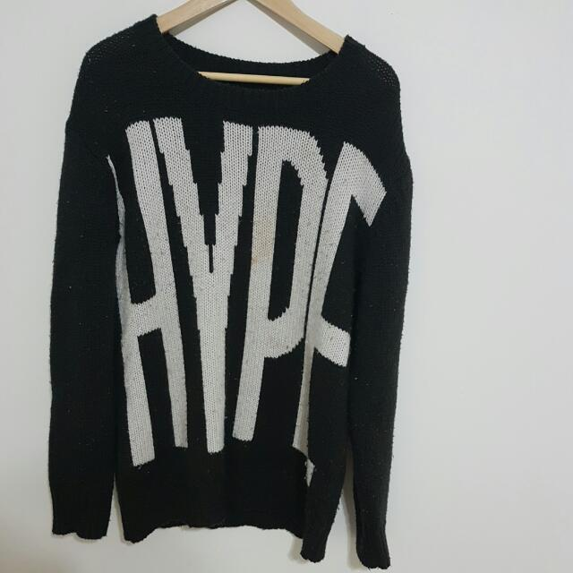 Insight Knitted Jumper Size Small