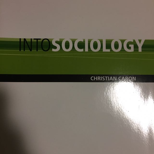 Intro Sociology