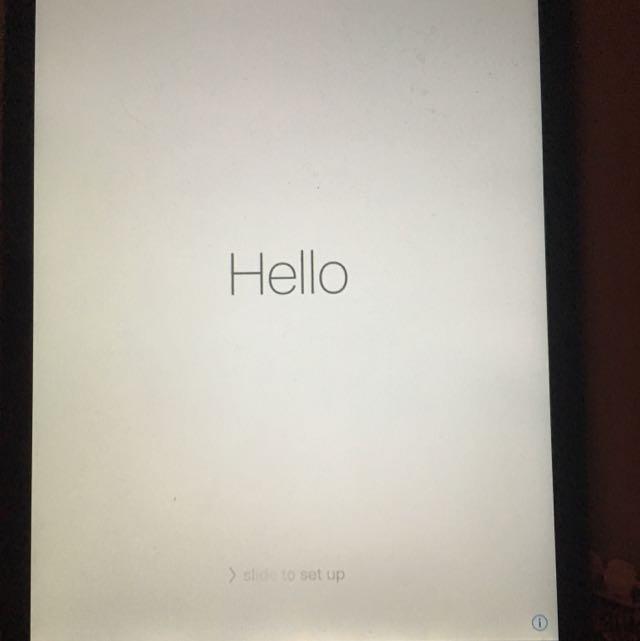 iPad Mini 16gb 1st Gen