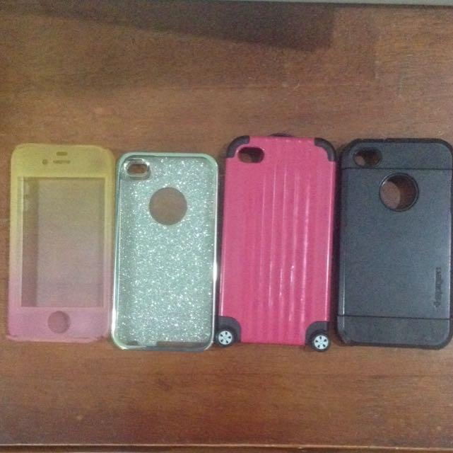 Iphone 4g/4s Case