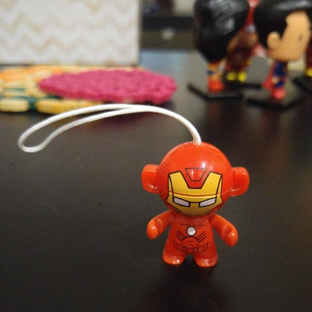 Iron Man Key Chain