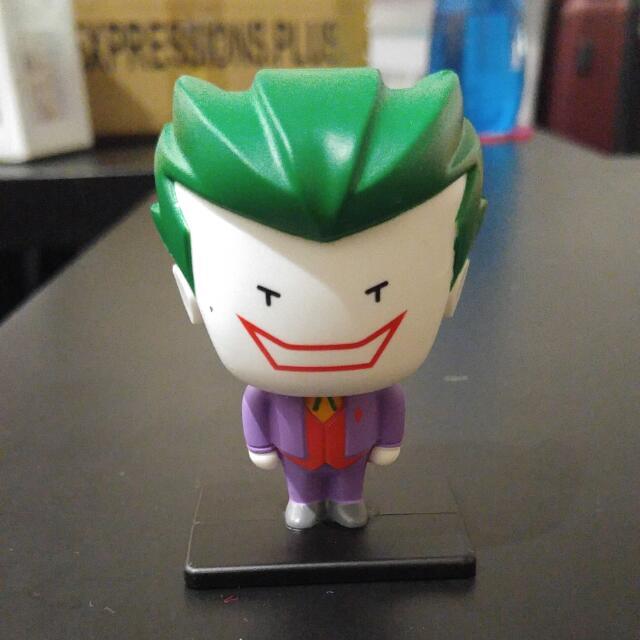 Joker Mini Statue (Hungry Jacks Edition)
