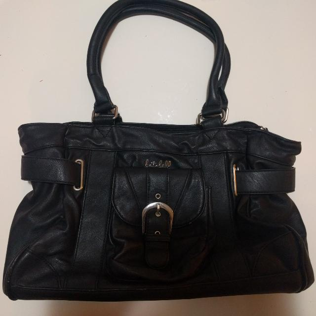 Kate Hill Handbag (Black)