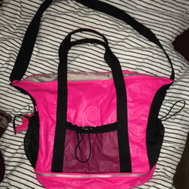 Kipling Gym Tote/ Sports Bag