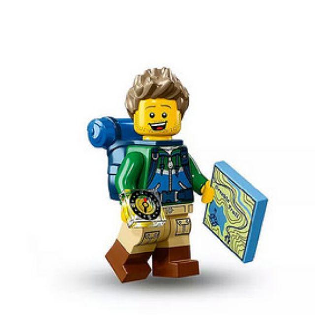 Lego CMS 16 Hiker