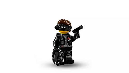 Lego CMS 16 Spy