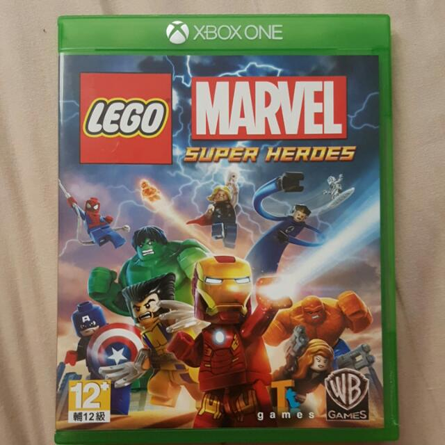 Lego Marvel Super Heroes Xbox One Toys Games Video Gaming Video