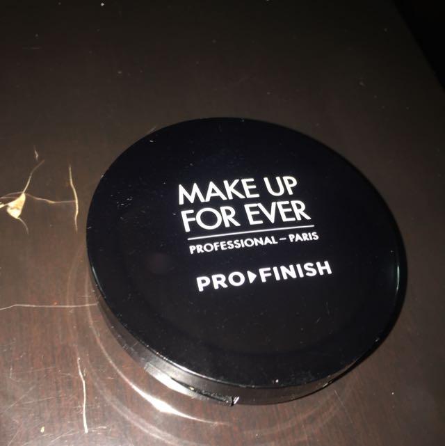 Make Up Forever Pro Finish