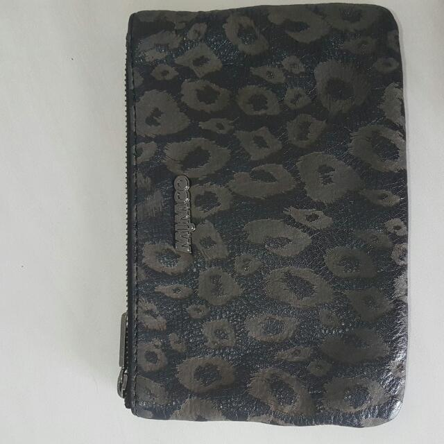 Mimco Animal Print Pouch