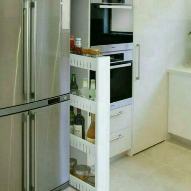 (PROMOTION!!!!!!)4 Tier Slim Rack(2 UNITS FOR RM130!!!!)ACTUAL PRICE FOR ONE UNIT IS RM130