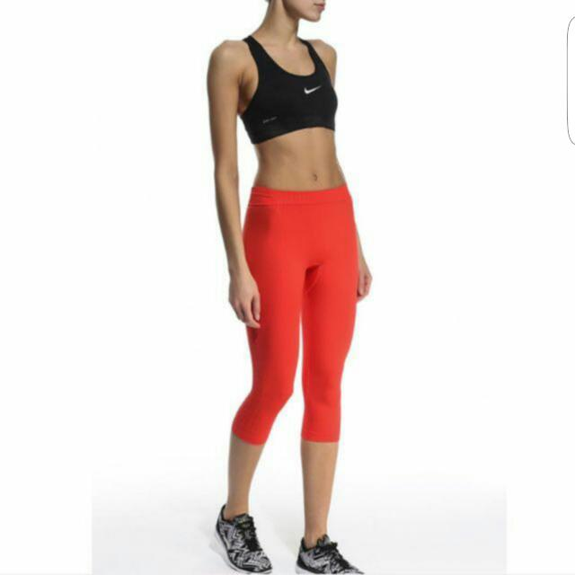 oxígeno admiración Amoroso  Nike Women's Pro Hypercool Limitless Capri Tights, Sports, Sports Apparel  on Carousell