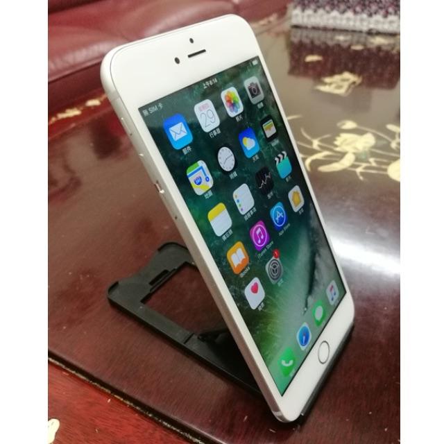 No.0101 加版 bell Iphone6 Plus 16g Silver 銀色 不議價