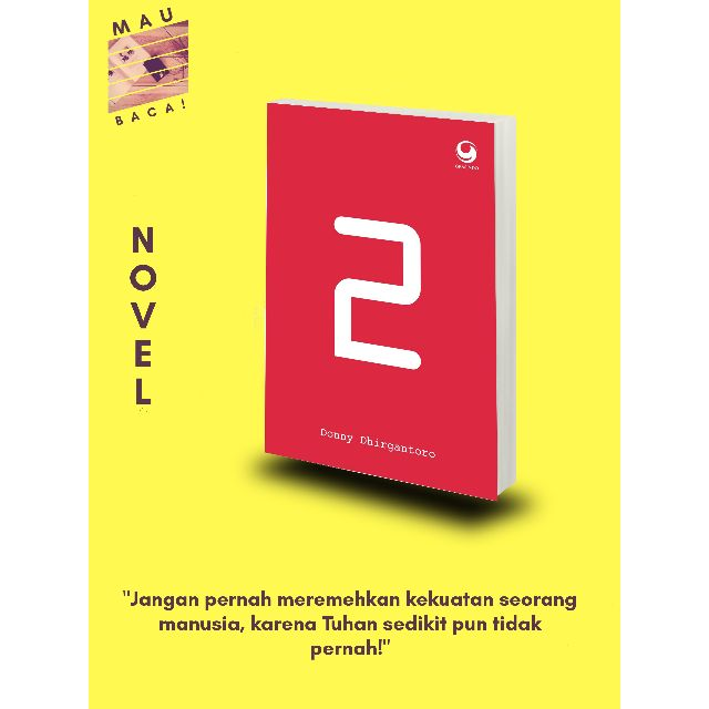 Novel 2 (Donny Dhirgantoro)