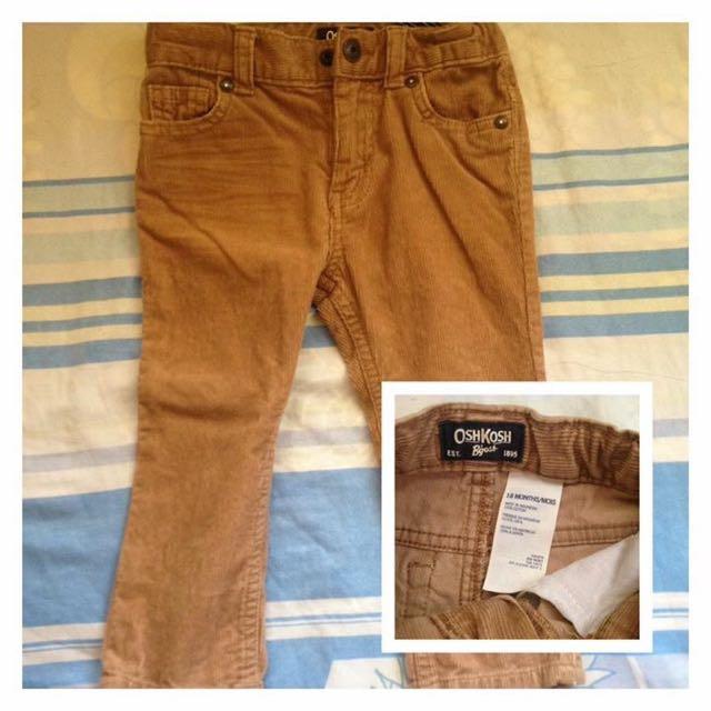 Oshkosh Pants For Boys