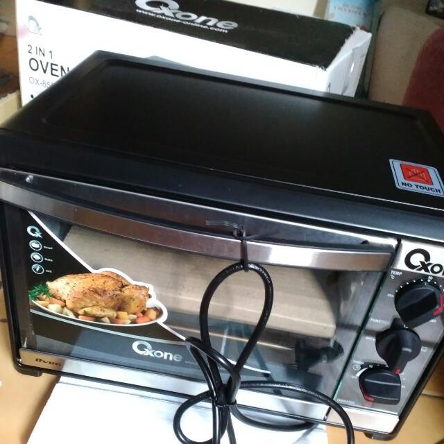 Oxone Oven 2in1 OX-858 (18Lt) Baru