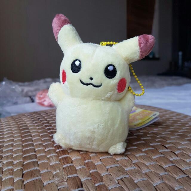 Pokemon - Pikachu Keychain
