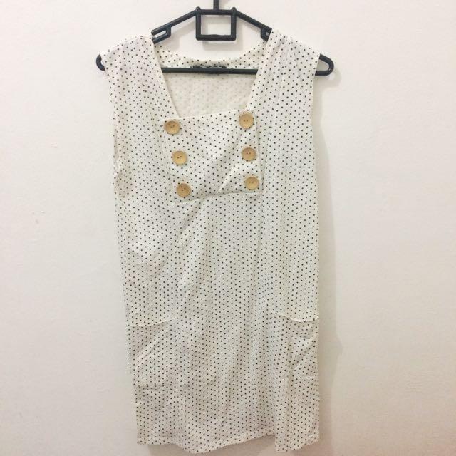 Polkadot Dress The Stylish By Sallyns