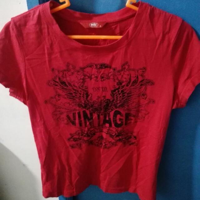Preloved EDC T-shirt