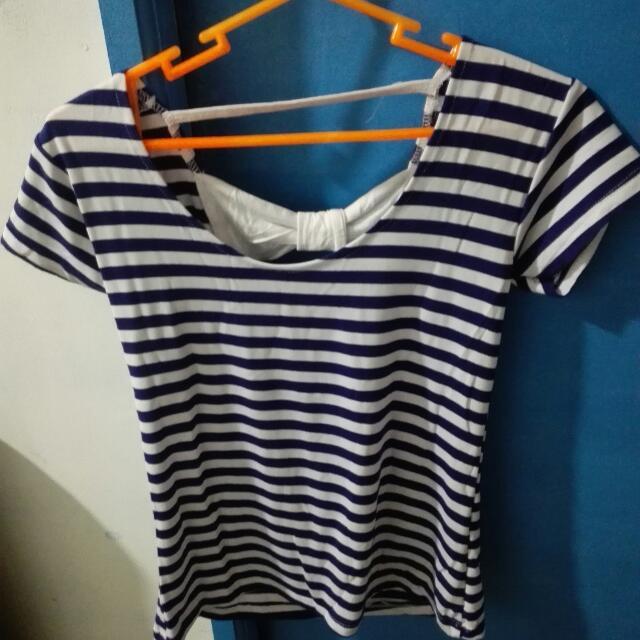 Preloved Free size Shirt