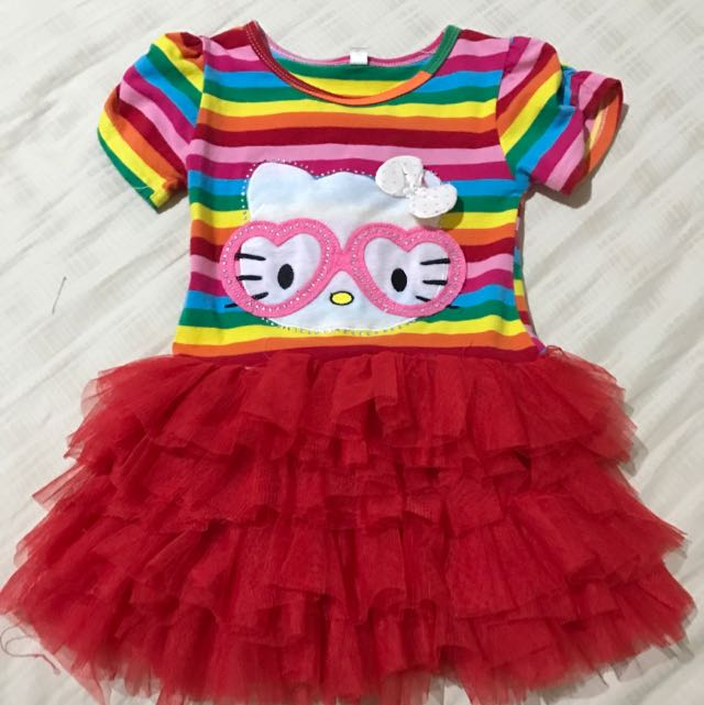 Rainbow Hello Kitty