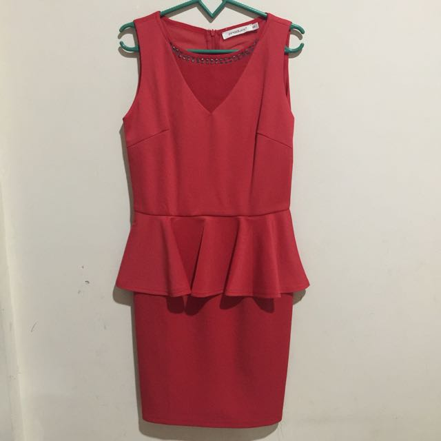 Red Dress - Product [S]