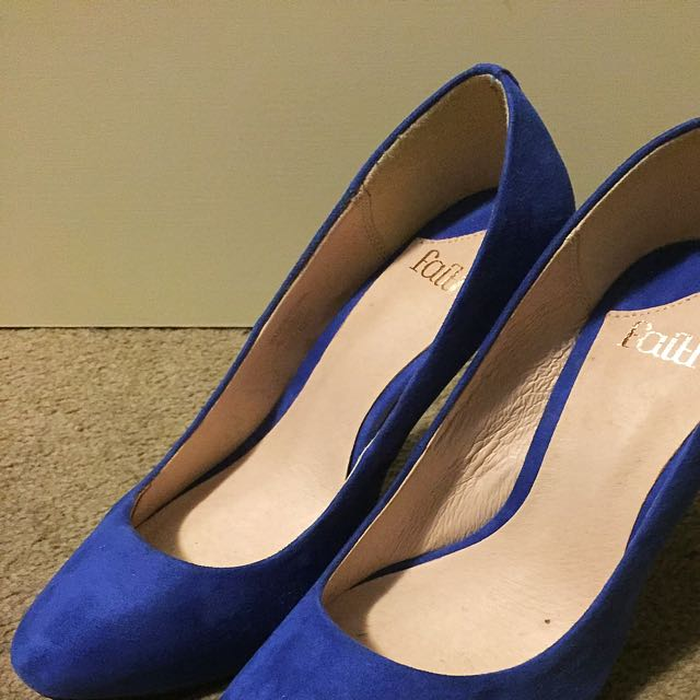 Royal/Cobalt Blue Pumps