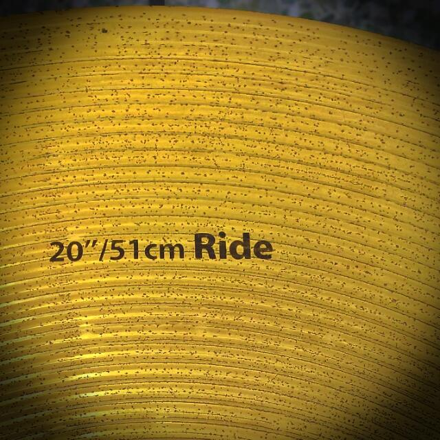 "Sabian Solar 20"" Ride Cymbal (PRICE REDUCED)"