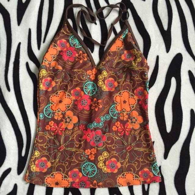 Sassa Brown Swimwear  New Without Tag