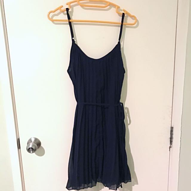 Scrapbook Chiffon Dress