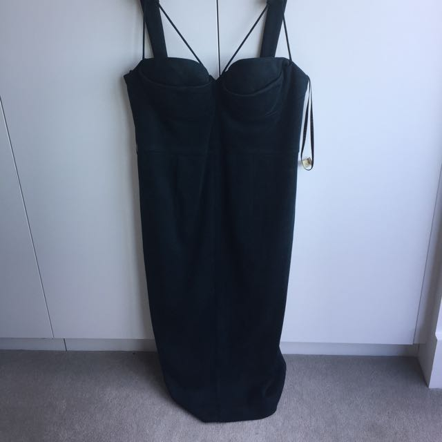 Sheike dress Sirocco (dark Green) Sz14
