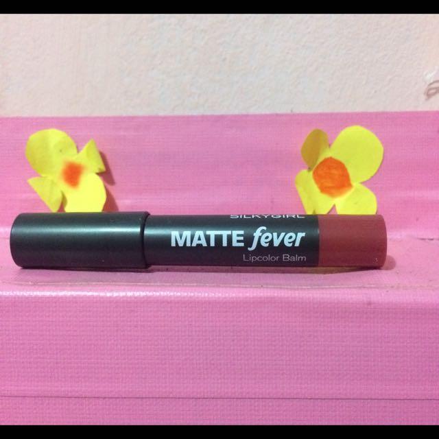 Silky Girl Matte Fever Lipcolor