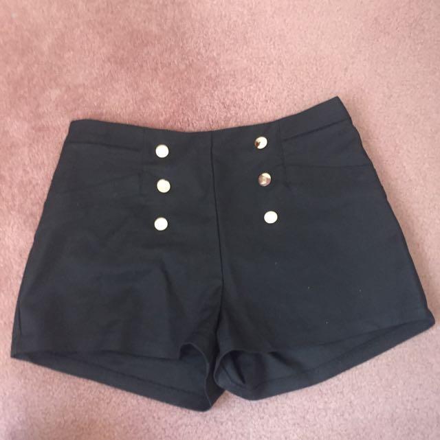 Tempt Shorts Size 10