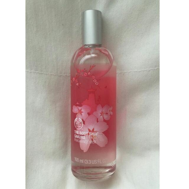 The Bodyshop Japanese Cherry Blossom Body Mist