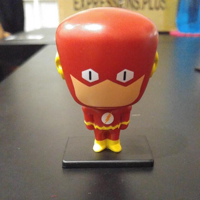 The Flash Mini Statue (Hungry Jacks Edition)