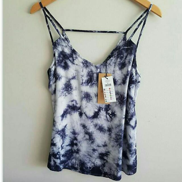 Tie Dye Top Size Small / 8