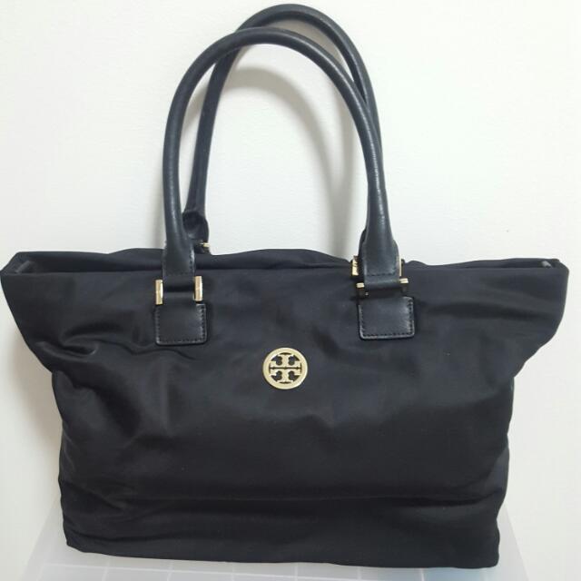 3e77eaab54d Tory Burch Nylon Tote Bag