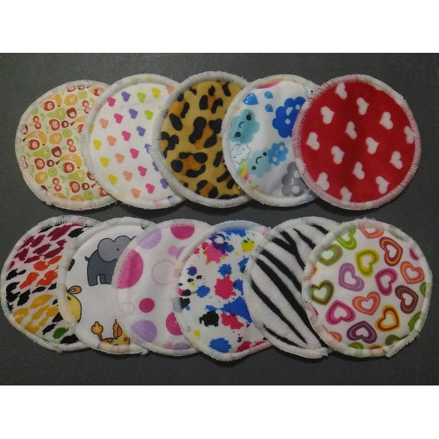 Washable/Reusable Nursing Pads