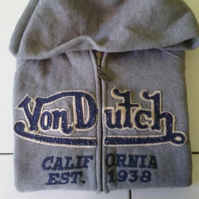 (REPRICE) Ziphodie Vondutch Grey