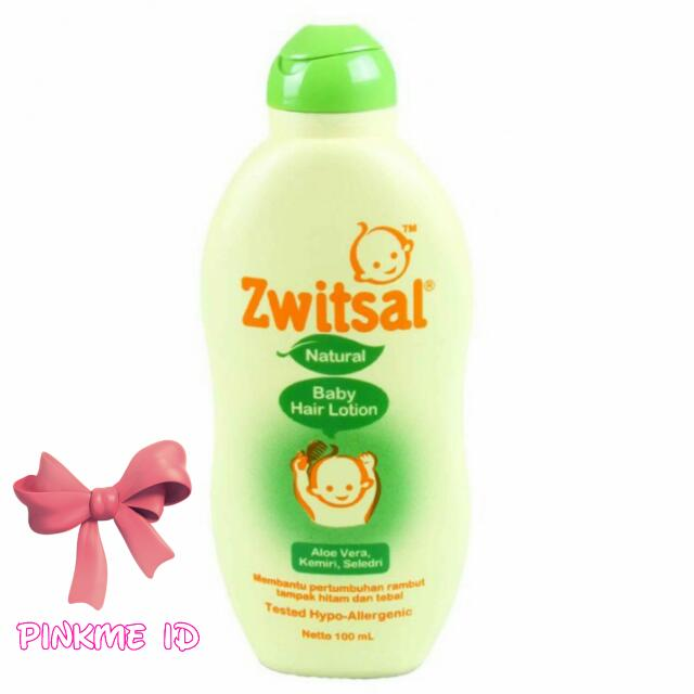 Zwitsal Natural Baby Hair Lotion 100ml