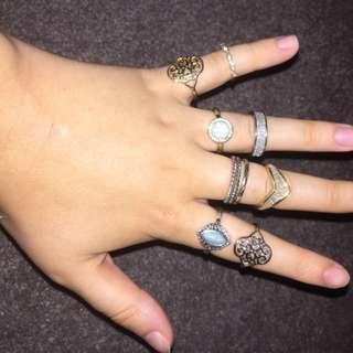 Bulk Rings