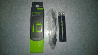 PERFECT Mobile Phone Emergency Charger for Micro USB
