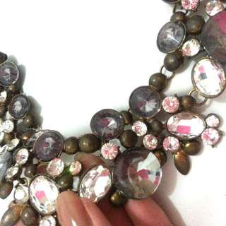 Lookalike Zara Diamond Necklace