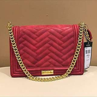 BCBG CALABASAS SHOULDER BAG
