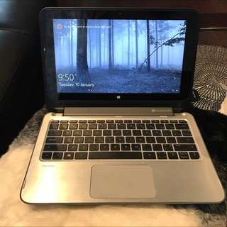 HP Pavilion 11x360 convertible laptop 2014